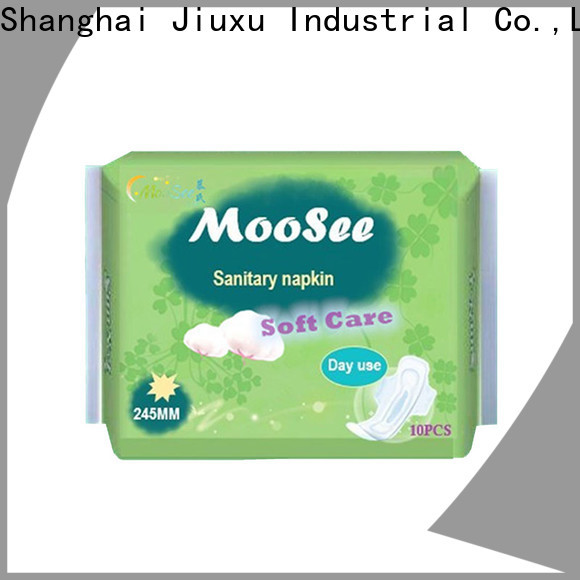 New best sanitary pads jxsn1001 for business for lady