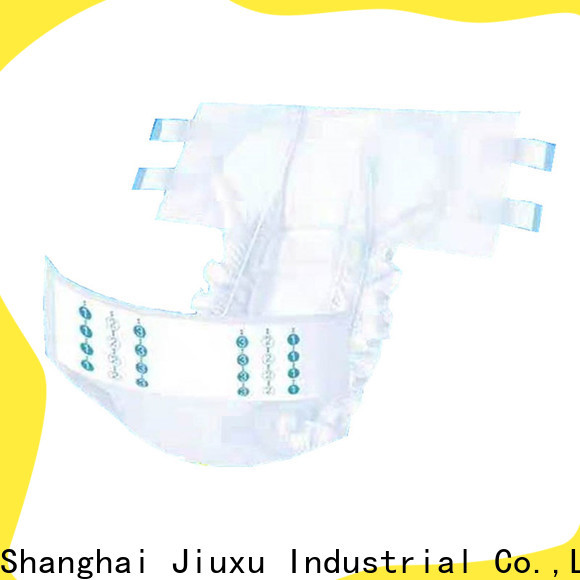 Wholesale disposable adult diaper dryness company for old