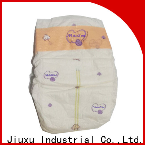Moosee Latest baby diaper factory for children