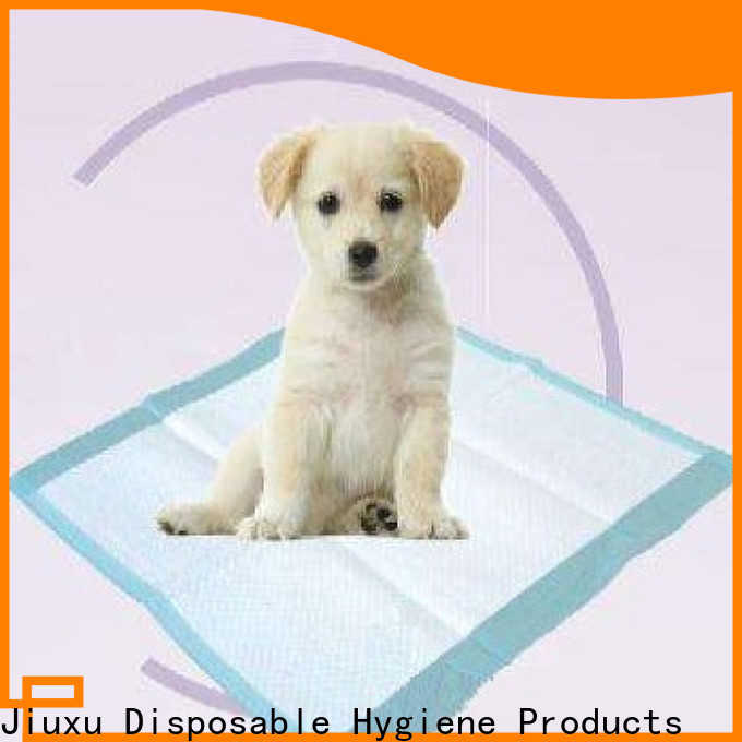 Moosee nonwoven pet pads for puppy
