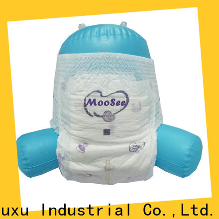 Moosee Top baby pull ups diapers for infant