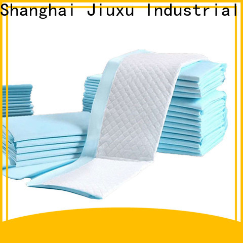 Top underpad sheet design Supply for man