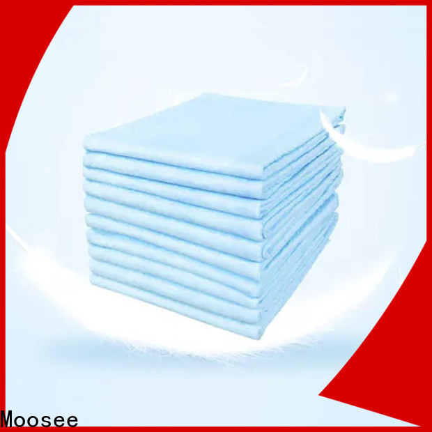 Moosee nonwoven disposable mattress Supply for man