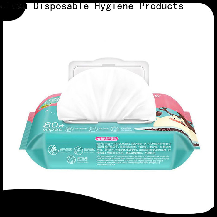 Moosee Custom wipe tissue manufacturers for baby