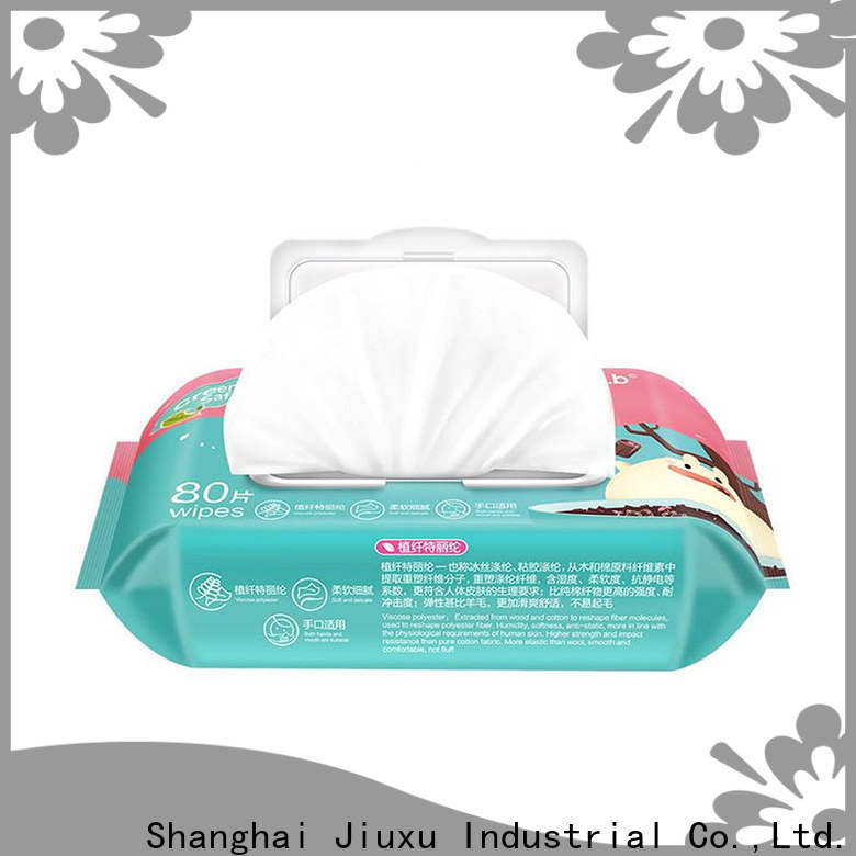 Latest wet tissue nonwoven for business for sleeping