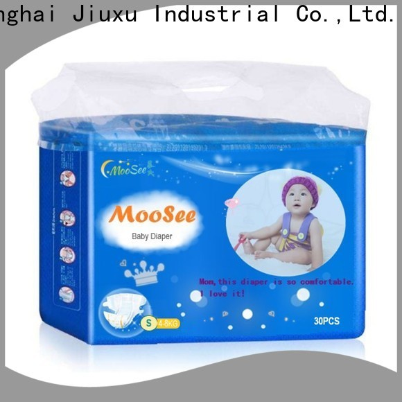 High-quality newborn diapers breathable for business for baby