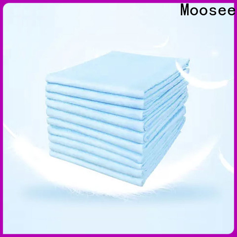 Moosee New top underpads Suppliers for old