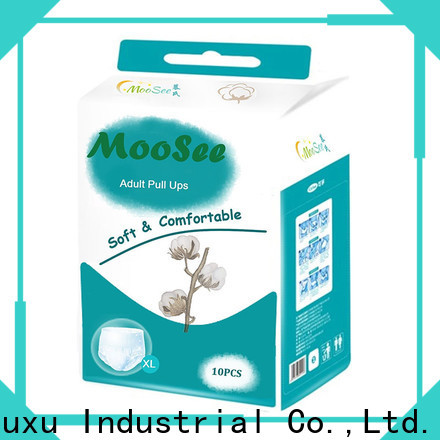 Moosee nice adult pull up diapers Supply for women