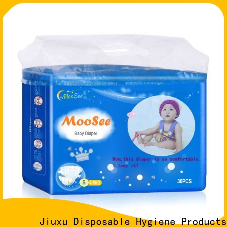 Moosee New baby diaper factory for baby