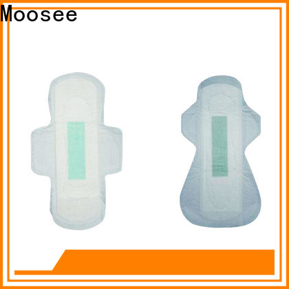 Moosee jxsn1005 best sanitary napkins factory for lady