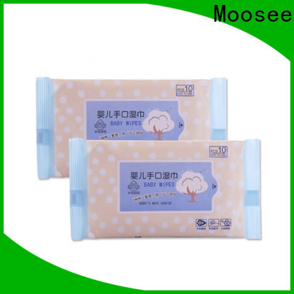 Moosee High-quality wipe tissue for business for sale