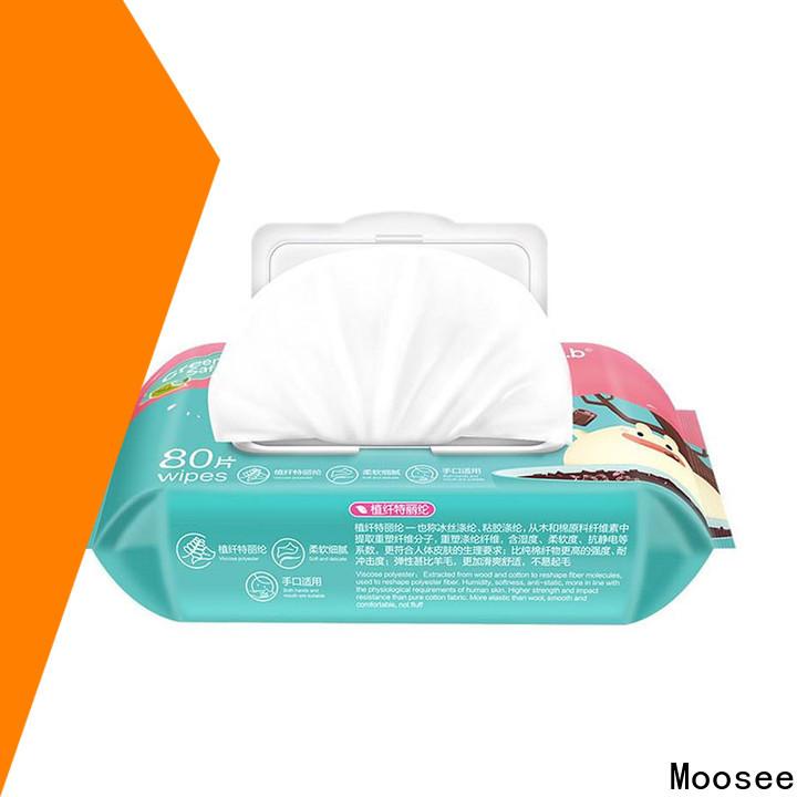 Moosee Custom custom wet wipes for sleeping