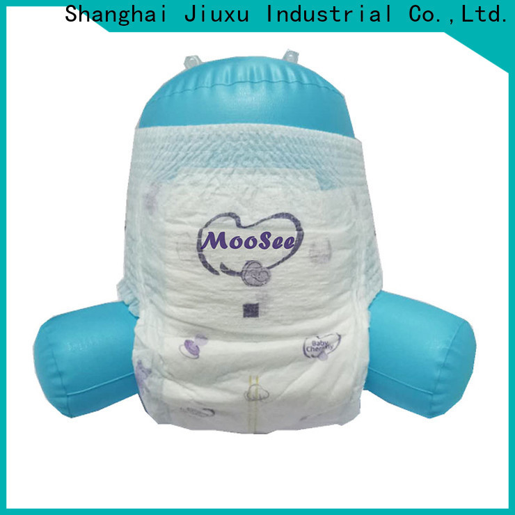 Moosee materials baby pull up pants Supply for children