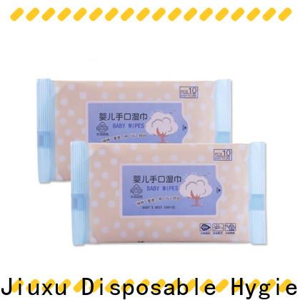 Custom wet wipes soft for business for sleeping