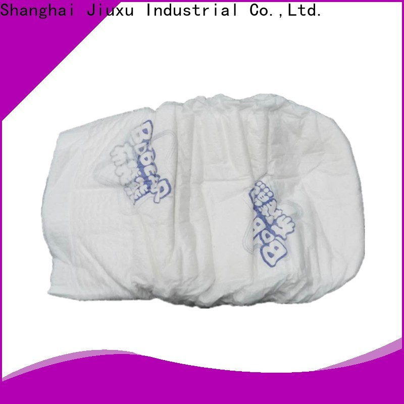 Moosee jxbd1002 new born baby diapers factory for children