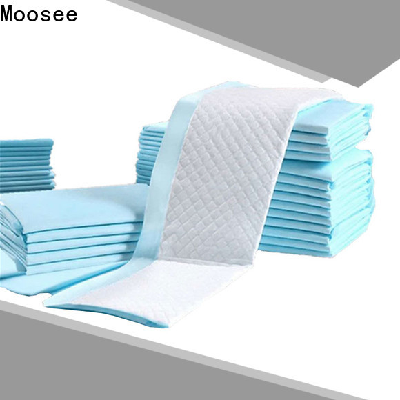 Moosee High-quality underpads wholesale for business for sale