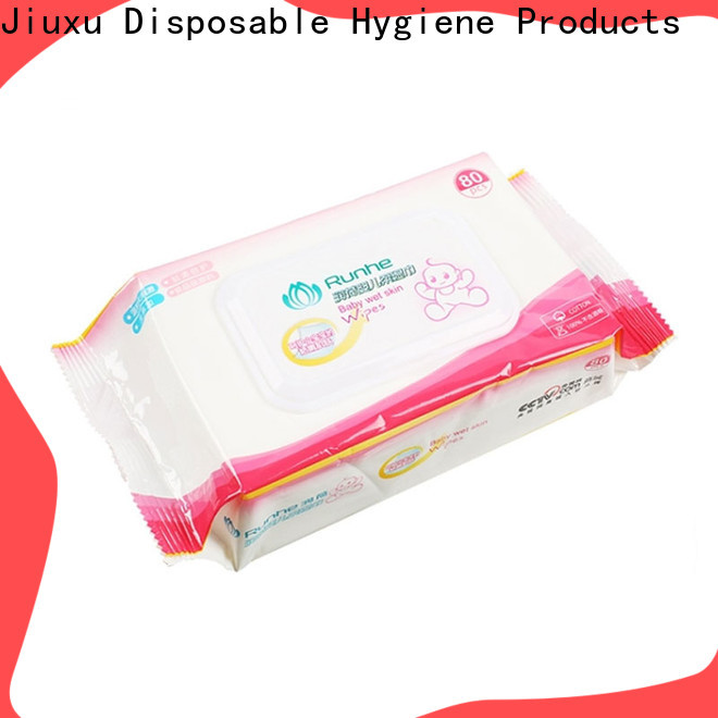 Moosee cotton cleaning wet wipes for business for sleeping