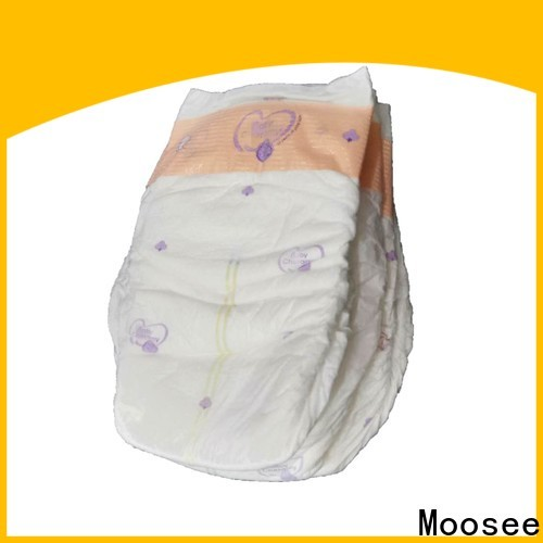 Moosee Wholesale cheap baby diapers for business for infant