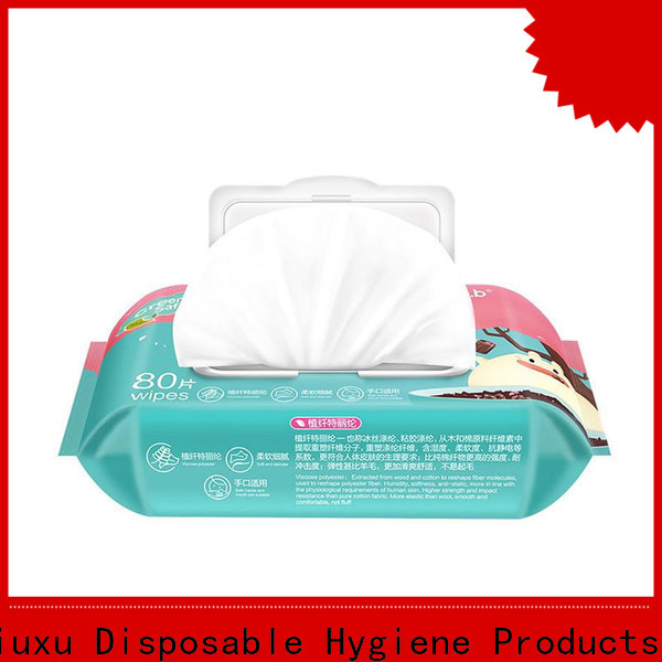 Latest bulk wet wipes soft Suppliers for sale