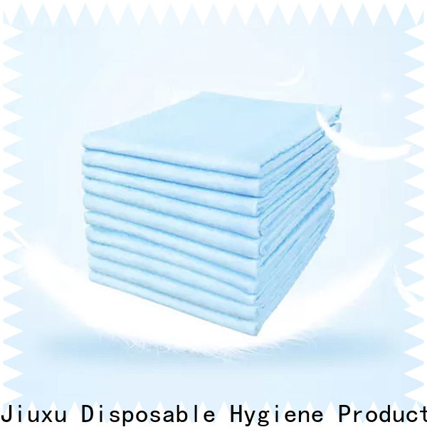 High-quality top underpads fabric for old