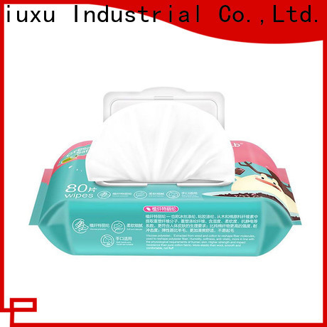 High-quality wet wipes wholesale soft Suppliers for baby