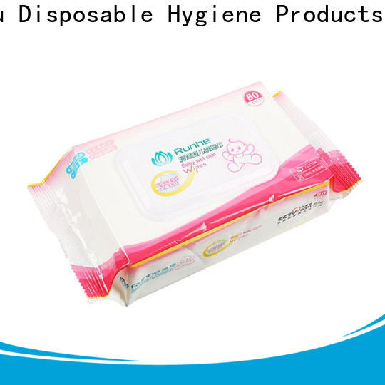 Best wet wipes wholesale baby manufacturers for sale