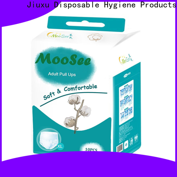 Moosee New disposable adult pants for business for adult