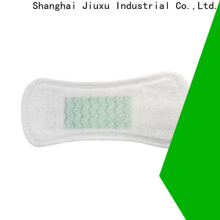 Moosee New biodegradable panty liners company for women