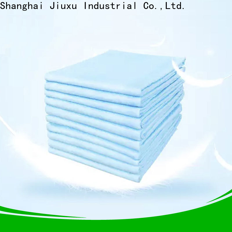 Moosee customized disposable under pads company for adult