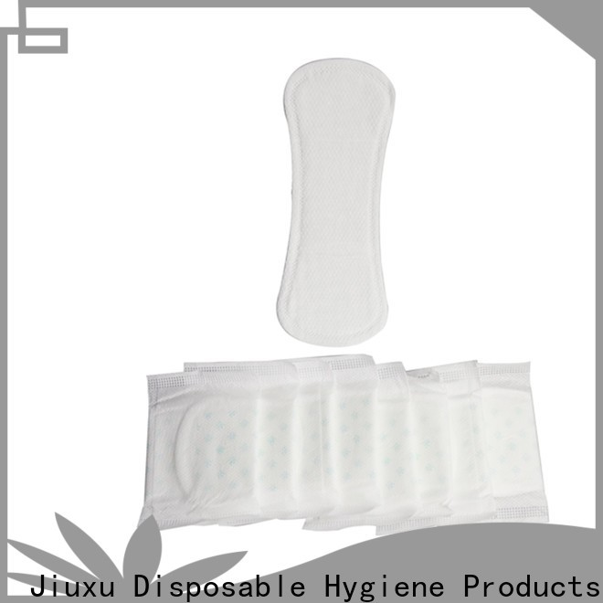 Moosee pulp disposable panty liners Suppliers for women