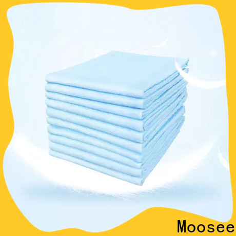 Moosee Custom underpad manufacturers for old