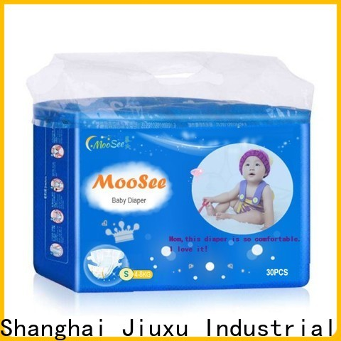 Moosee Top disposable baby nappies Supply for children