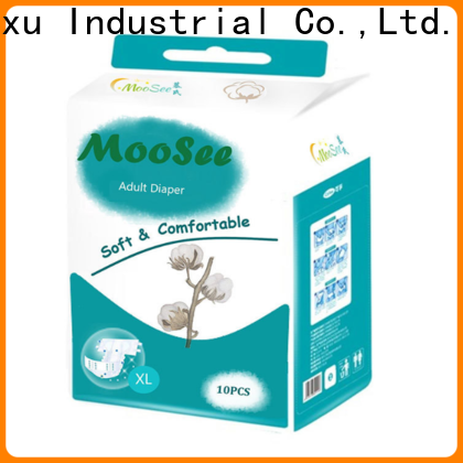 Top cheap adult diapers diapers factory for women