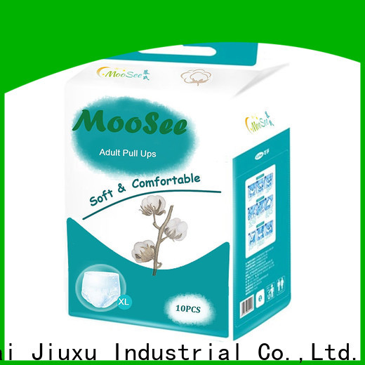 Moosee Latest cheap adult pull ups manufacturers for women