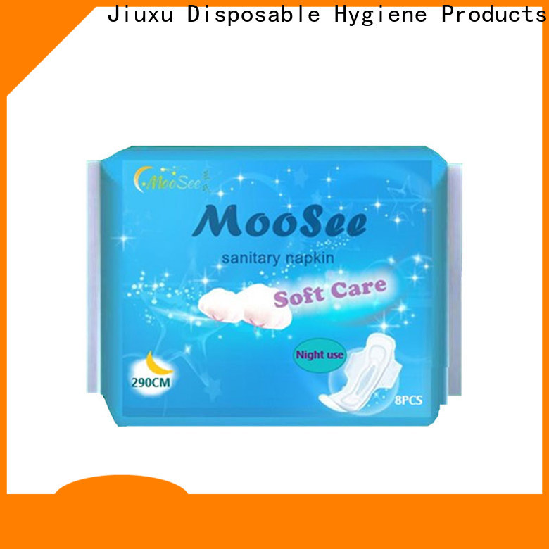 Moosee Best best sanitary pads Suppliers for lady