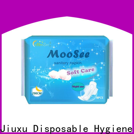 Moosee jxsn1003 sanitary pads Suppliers for lady