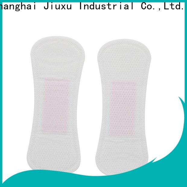 New natural panty liners supply for lady