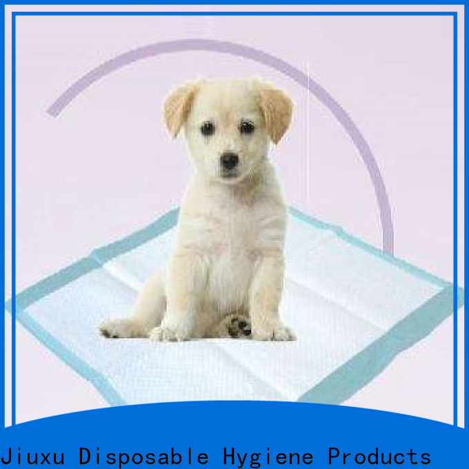 Wholesale puppy training pad factory for dog