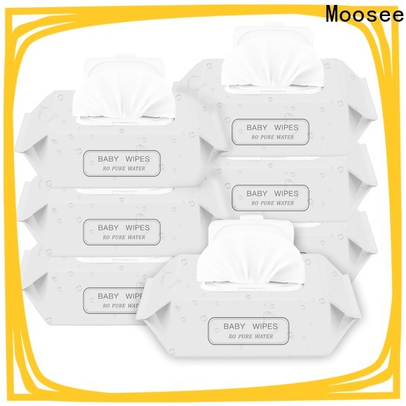 Moosee Top wet tissue company for sale