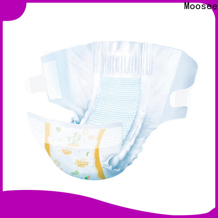 New infant diapers supply for children