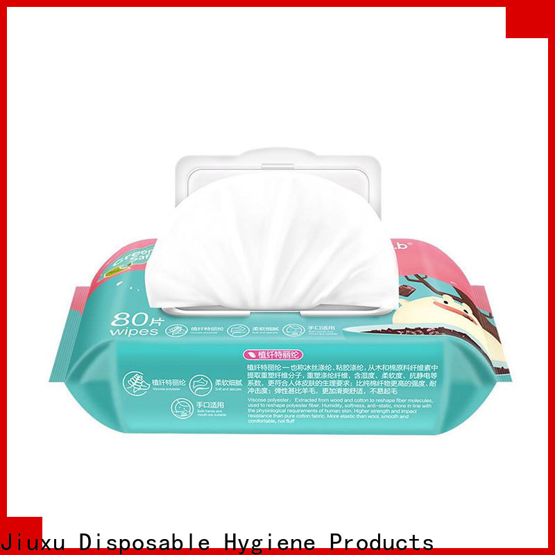 Moosee Best wet tissue wipes manufacturers for children