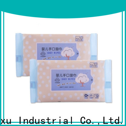 Top wet tissue company for baby