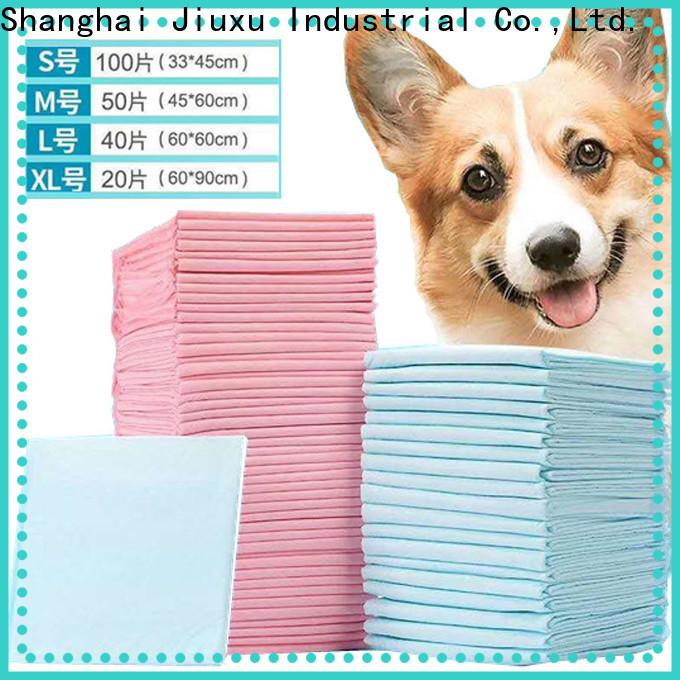 Moosee waterproof puppy pads Supplier