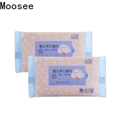 Latest natural baby wipes Supplier