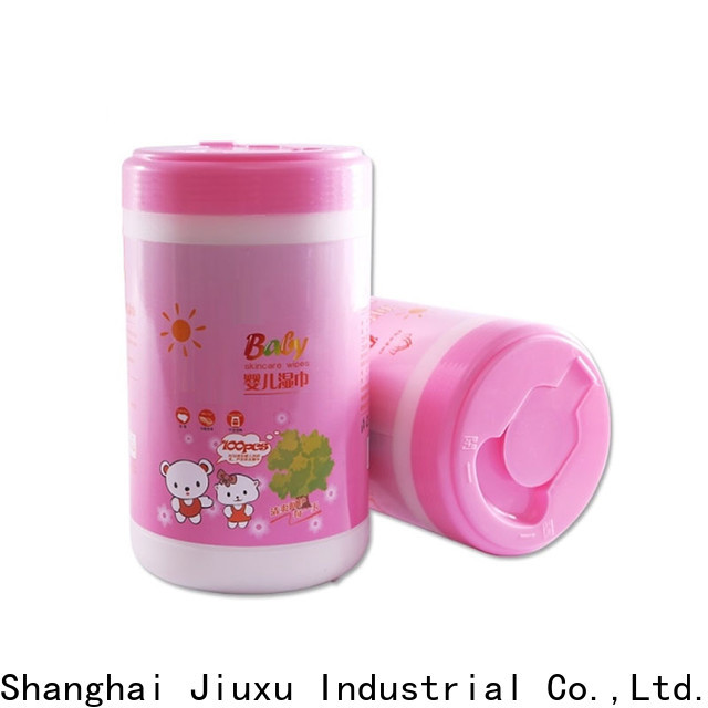 Moosee High-quality natural baby wipes factory