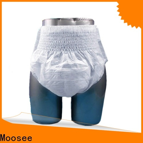 Moosee cheap adult pull ups supplier