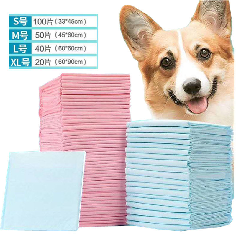 High Quality Non-woven Fabric Puppy Pads JX-PP1001