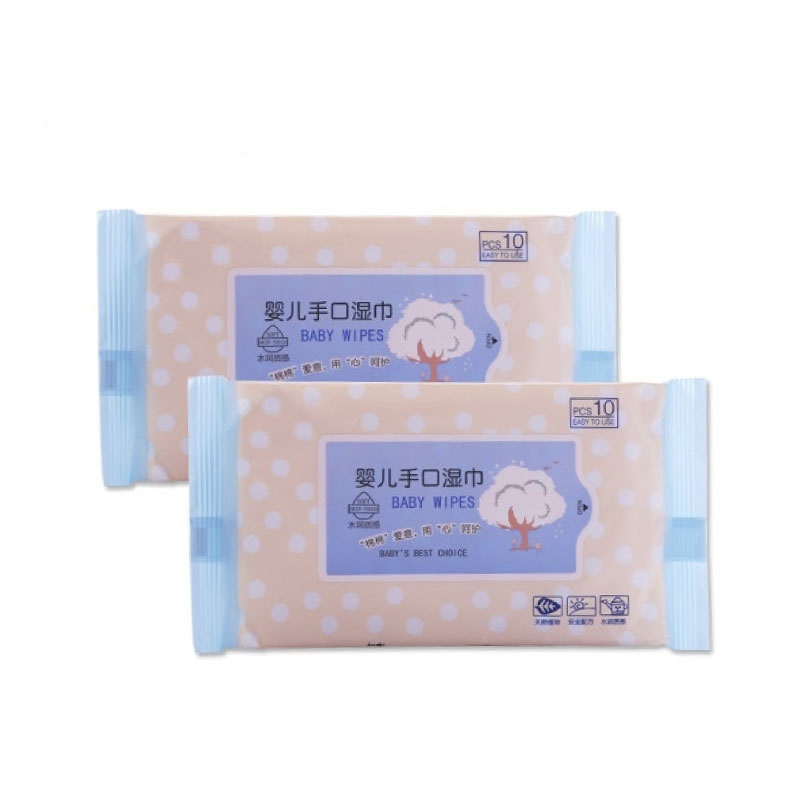 Quality Non-woven Baby Wipes JX-BW1002