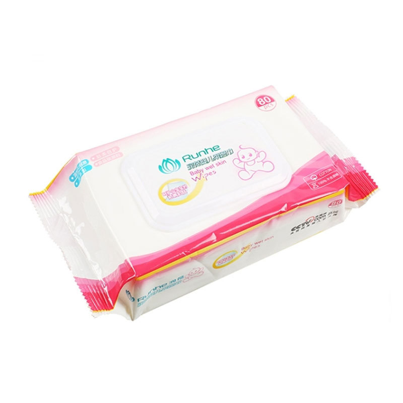 Non-woven Cotton Baby Wipes JX-BW1003