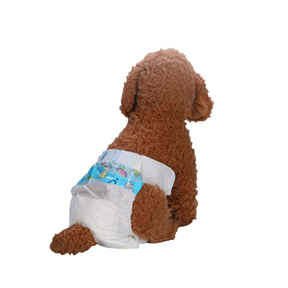 Comfortable disposable pet dog diaper Super Absorbent pet diaper